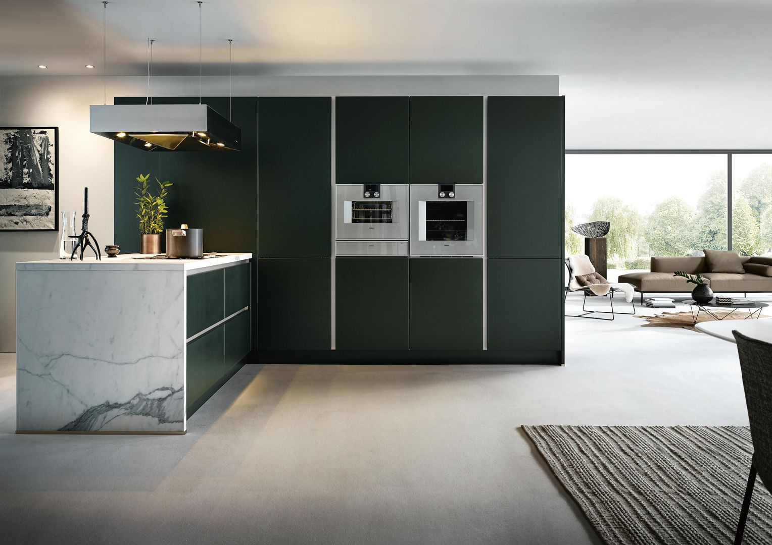 Farbe in der Küche | next125 Designküchen