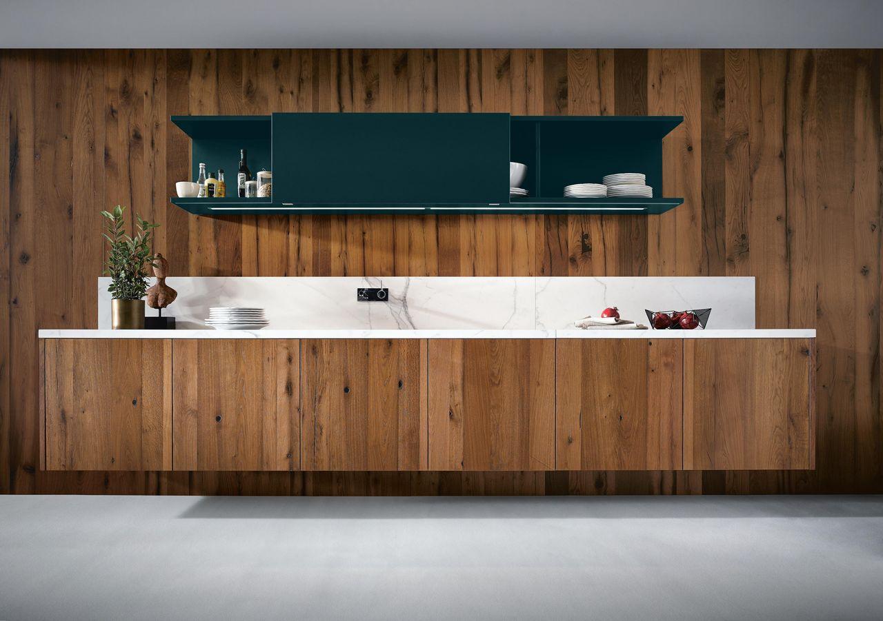 Next125 küchenblock kühlschrank kuechenmoebel kuechenzeilen